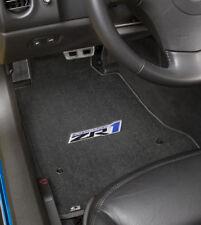 C6 Corvette Z06 2007E Lloyd Velourtex Front Floor Mats with Snap Tabs