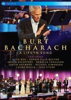 Burt Bacharach - A Life IN Song Nuovo DVD