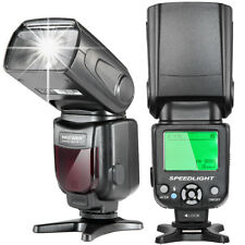 Neewer NW-562 E-TTL Speedlite Flash with LCD Display and Diffuser for Canon