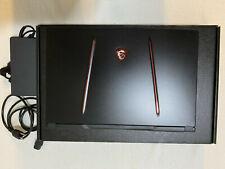 MSI GE75 Raider 17.3 Laptop, Nvidia RTX 2070 Super, I7-10750H, 32GB RAM, 1TB SSD