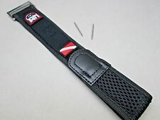 Genuine Luminox 3954 Scott Cassell Special UVP Dive Flag watch band 22mm 32mm