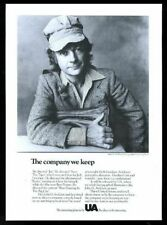 1978 John G. Avildesen photo United Artists Pictures vintage trade print ad