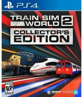 Train Sim World 2: Collector's Edition (PlayStation 4) (ps4max791595)