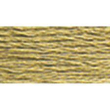 DMC 117-612 Six Stranded Cotton Embroidery Floss, Light Drab Brown, 8.7-Yard