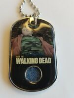 TWD The Walking Dead Costume Relic Dog Tag Carl Season 2 CR3