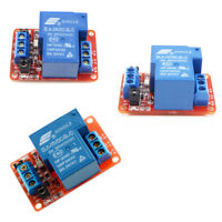 30A 5V 12V 24V 1-Channel Relay Board With Optocoupler H/L Level Triger ATF