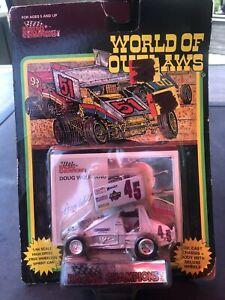 Doug Wolfgang #45 Hoosier Tire Spon. WoO Racing Champions 1/64 D-cast Sprint Car