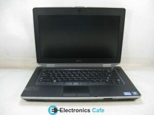 """Dell E6430 14"""" Laptop 2.6 GHz i5-3320M 4GB RAM (Grade C No Battery, Right Click)"""