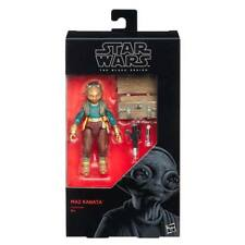 STAR WARS THE BLACK SERIES 49 MAZ KANATA SIX INCH ACTION FIGURE