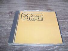 Deep Purple - 24 Carat Purple * CD Early press West Germany *