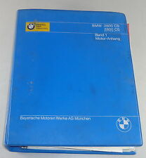 Teilekatalog BMW E9 2.5 CS / 2800 CS / 3.0 CS / CSA / CSI Bj. 1968-1975 von 1973