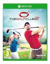 El Club de Golf 2 para Xbox One (nuevo Y Sellado)