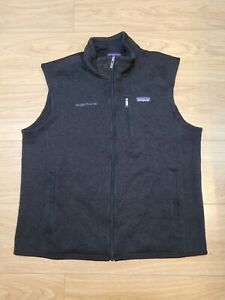 Patagonia Gilet Fleece Full Zip Bodywarmer SIZE L/VERY GOOD CONDITION