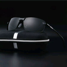Mens Sunglasses Aviator Polarized UV400 Outdoor Sports Driving Glasses Eyewear