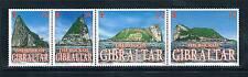 Gibraltar 2002 Views Of the Rock of Gib. SG 1016/19 MNH