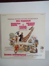"""Doctor Dolittle"" Original Motion Picture  Soundtrack 1967 DTCS 5101"
