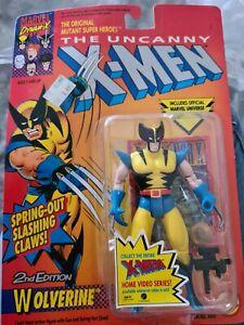 Uncanny Xmen 1992 Wolverine 2nd Edition Unopened Toybiz