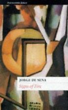 Signs of Fire: (Sinais de Fogo) (From the Portuguese)-ExLibrary