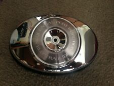 Genuine New Take Off  Harley Davidson Chrome Air filter cover And Back Plate