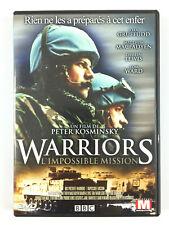DVD Warriors L'impossible mission Peter Kosminsky