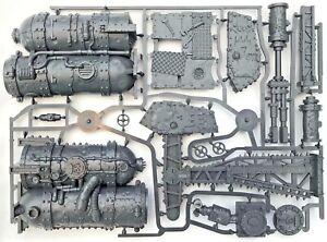 Oil Pump terrain piece - Kill Team: Octarius - Warhammer Scenery - New on Sprue