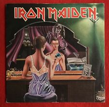 "IRON MAIDEN -Twilight Zone- Original UK Black Vinyl 7"" +Picture sleeve (Record)"
