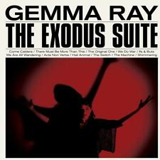 ♫ - GEMMA RAY - THE EXODUS SUITE - 2016 - 12 TITRES - NEUF NEW NEU - ♫