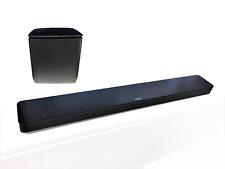 BOSE Soundbar 700 schwarz + Bass Module 700 schwarz 3.1 Set