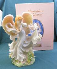 "Seraphim Classics Angel - 2000 ""Jacquelyn"" - 81768 - 12 1/2"" Tall - w/Box (Bfb3)"