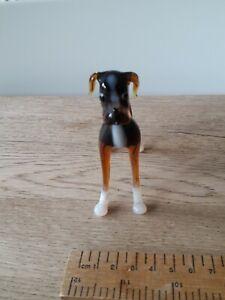 Glass Blown Boxer Dog - Ornament