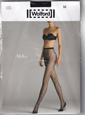 Collant WOLFORD ALEKS coloris Black. Taille M. Tights.
