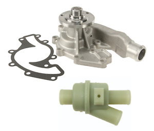 Water Pump + Thermostat for Land Rover Discovery Series II (1999-2004)