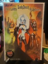 Lady Death Nightmare Symphony #1 Trio Edition Only 66
