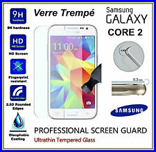 SAMSUNG GALAXY CORE 2 Tempered Glass Vitre de protection écran VERRE TREMPE
