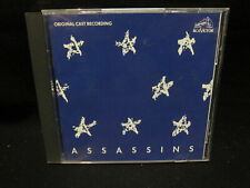 Assassins - Original Cast Recording - Sondheim - Near Mint - New Case!!!!!