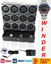 BOXY Brick Automatic Watch Winder System for 12 Watches+6-model:12B4-Brilliant!