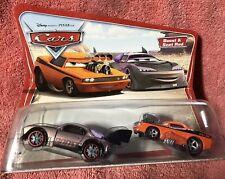 Disney Pixar ~ CARS The Movie ~ Boost & Snot Rod ~ Die Cast NEW on Card