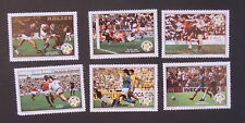Football Mint Never Hinged/MNH Belizean Stamps (1973-Now)