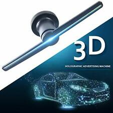 3D Holographic Advertising Photo Projector Hologram Player 42cm / 224pcs Fan