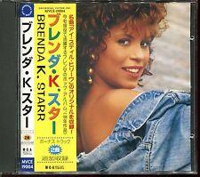 BRENDA K. STARR - ALBUM 1987 (BREAKFAST IN BED) - JAPAN CD ALBUM [2724]
