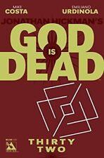 GOD IS DEAD #32 MIKE COSTA NM 1ST PRINT