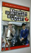 DVD LES MYSTERES DE L'OUEST VOLUME 1 SAISON 2 - EPISODES 1 A 4 -