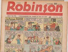 ROBINSON n°201 - 3 mars 1940 - TTB