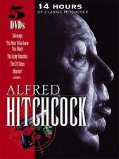 Alfred Hitchcock - 5-Pack (DVD, 2004, 5-Disc Set, Digipak)