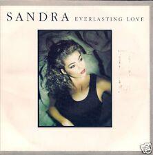 45 TOURS--SANDRA--EVERLASTING LOVE--1987