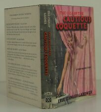 ERLE STANLEY GARDNER The Case of the Cautious Coquette FIRST EDITIO