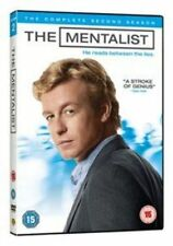 Mentalist The Complete Second Season - DVD Region 2
