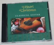 The Heart of Christmas Classical Guitar Music CD pre-owned