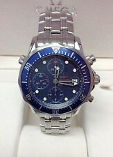 Omega Seamaster Chrono Reconnaissance Force Brigade - 2009 - Serviced by Omega!
