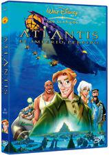 Pelicula DVD pack Atlantis Walt Disney clasico Nº41 precintada